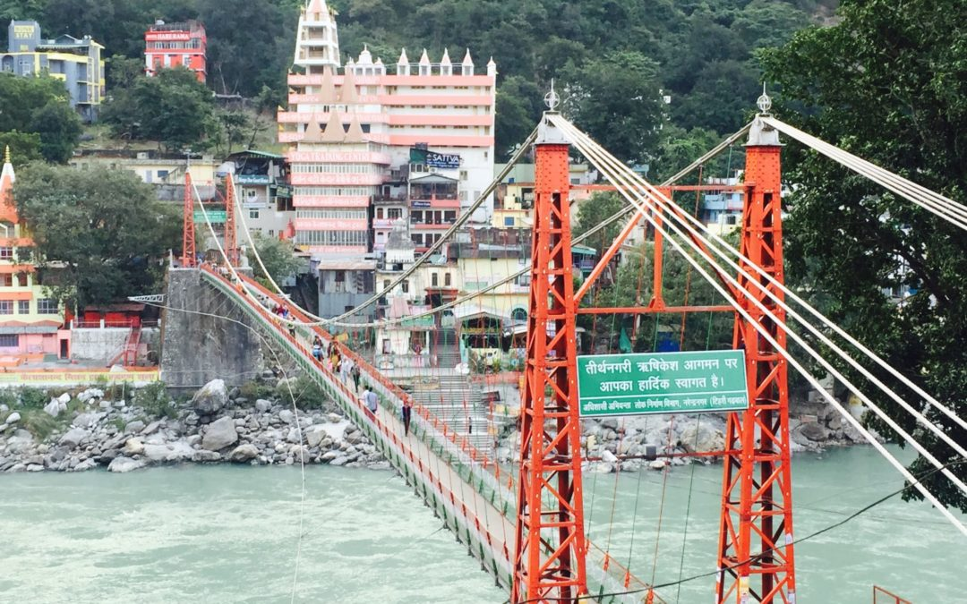 Rishikesh, capital mundial del yoga