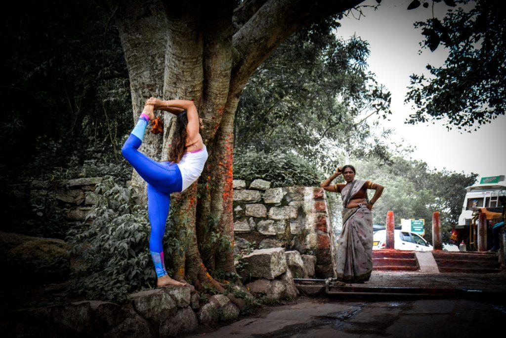 Festival internacional de yoga en Rishikesh
