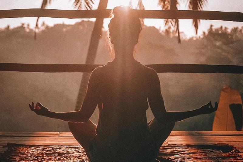 retiro espiritual en India