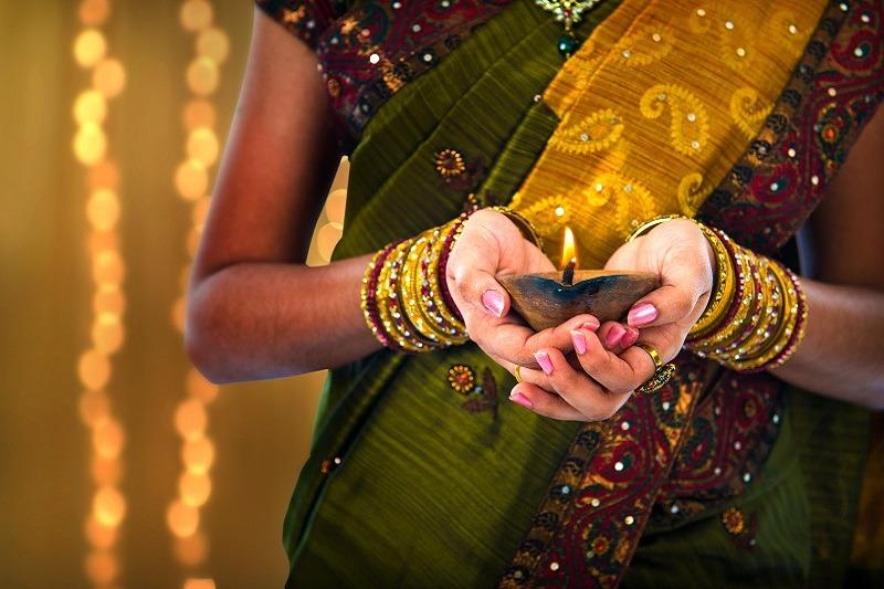 Diwali: el festival de la luz en la India