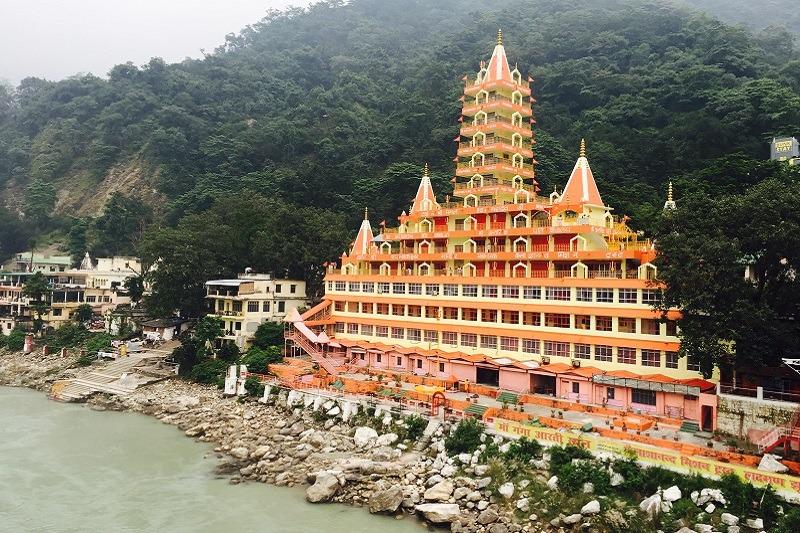 Rishikesh río Ganges