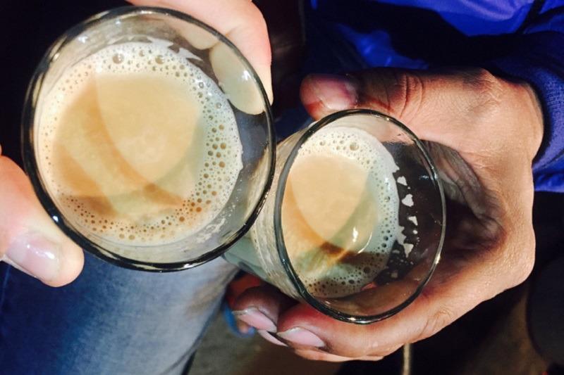 té indio masala chai