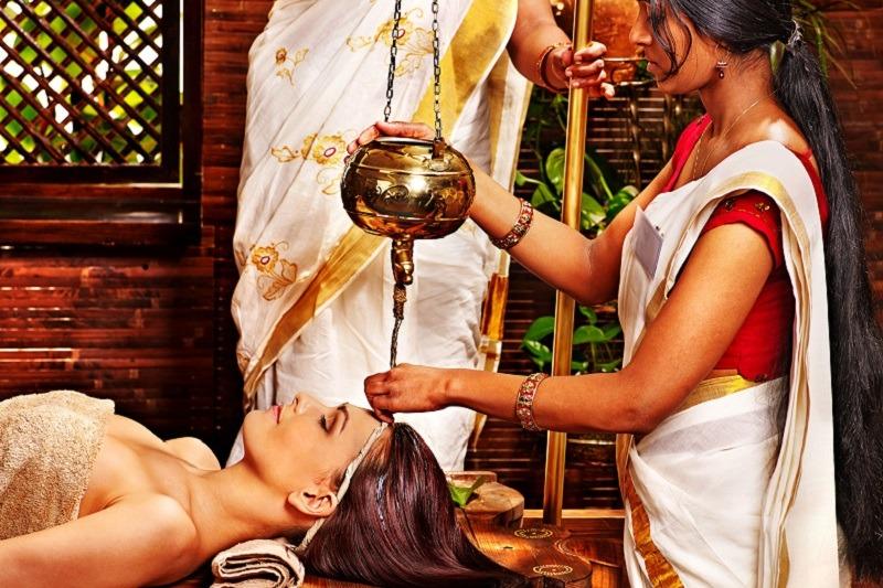 Ayurveda, la medicina tradicional India