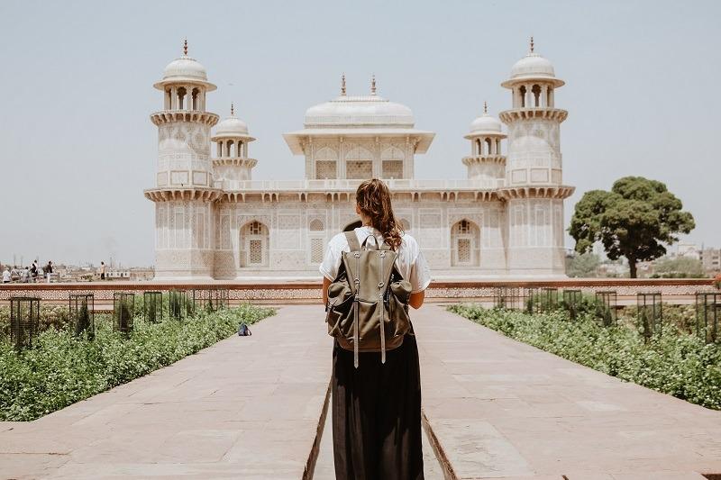 viaje espiritual a la India